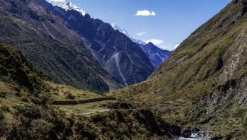 Manaslu Tsum Valley-18 days